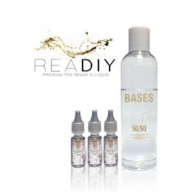TPD - Readiy - Base 200 ml 50/50