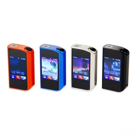 150W Tesla Touch TC Mod W/O Battery