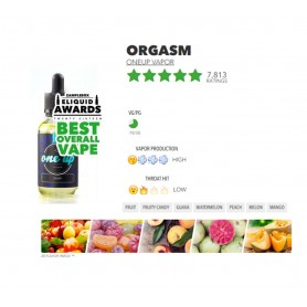 Orgasm 60ml - One Up Vapor