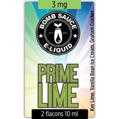 Bombsauce Prime lime