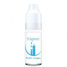 Fruits Rouges Vapoti e-liquide x15