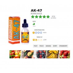 AK-47 60ml - bomb sauce eliquid