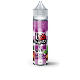 Apple Berry Crumble 50ml 0mg - I VG
