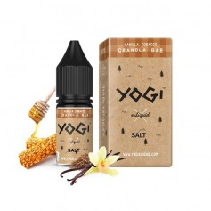 Vanille Tobacco Granola Bar 10ML